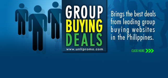 Unli Great Deals and Events