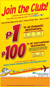 Cebu-Pacific-Piso-Sale-Jan-Mar-2014-Travel
