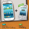 Samsung Galaxy SIII Mini Back-To-School Promo 2013