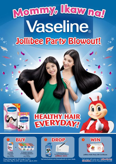 Vaseline-Jollibee-Party-Blowout-Promo