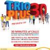 SUN Trio Plus 20, Trio Plus 30, Trio Plus 100