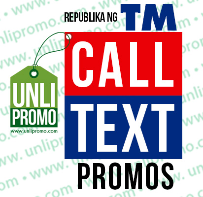 tm unli text and calls
