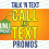 Talk N Text Prepaid Call & Text Promos