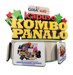 Kapuso Kombo Panalo Promo Mechanics