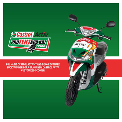 Castrol oil discount coupons