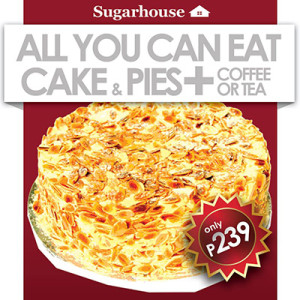 Sugarhouse All-You-Can Eat Promo