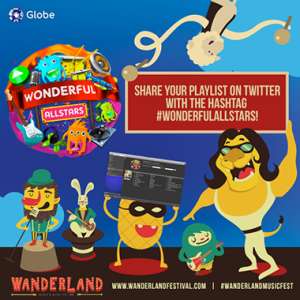 Win FREE Tickets to the Wanderland Music Fest
