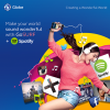 GLOBE GoSURF Promo for Postpaid Subscribers