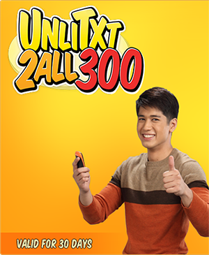 Talk N Text UNLITXT2ALL300 30-Days Unlimited Text Promo www_unlipromo_com