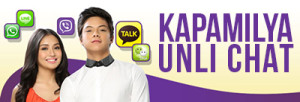 ABS-CBN Mobile KUC15 1-Day Unlimited Chat Promo www.unlipromo.com