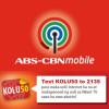 ABS-CBNmobile KOLU50 1-Day Unlimited Internet Surfing Promo