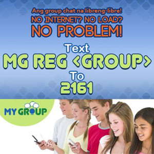 MyGroup Group Chat Messaging Promo www_unlipromo_com