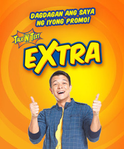 TNT Extra Promo - The Extra 1-Day Call and Text promo