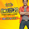 Talk N Text T20 Promo – Unlimited Call & Text Promo for TM/SMART