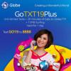 Unli Kwentuhan with Globe Prepaid GoTXT19Plus Promo