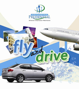 Philippine Prudential Fly and Drive Promo