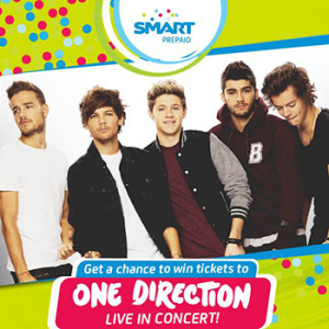 Smart Win One Direction Concert Tickets Promo www_unlipromo_com