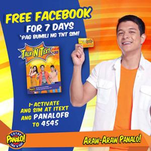 TNT PANALOFB Promo Get Unli FB for 7 days www_unlipromo_com