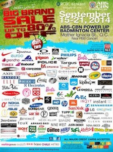 The BIG BRAND SALE 2014 Part Two Sept 15-21 www_unlipromo_com