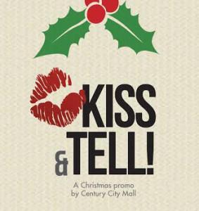 Century City Mall Kiss & Tell Instagram Promo Mechanics www_unlipromo_com
