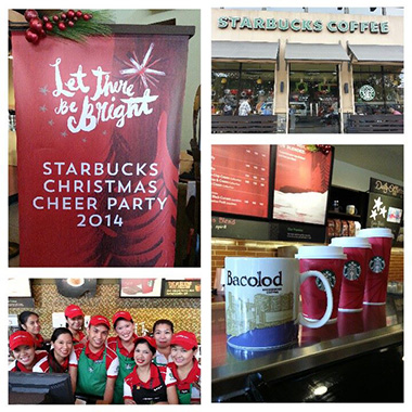 Starbucks Cheer Parties 2014 Stores and Schedules www_unlipromo_com