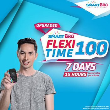 Smart Bro FlexiTime Promo - Maximizing your Internet Usage www_unlipromo_com