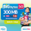 Smart BIG Bytes Promo for Smart Prepaid and Postpaid subscribers