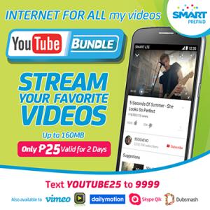 Smart Prepaids Youtube Bundles Promo www_unlipromo_com