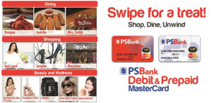 PSBank Swipe for a Treat Shop, Dine, Unwind Promo - www_unpromo_com