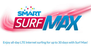 Surf more with Smart SurfMax and SurfMax Plus Promo www_unlipromo_com