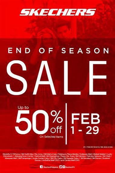 Skechers End of Season Sale February 2016 www_unlipromo_com