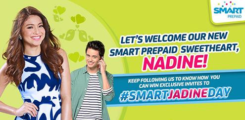SMART Prepaid Nadine 15 and James 30 Promo UnliPromo_com